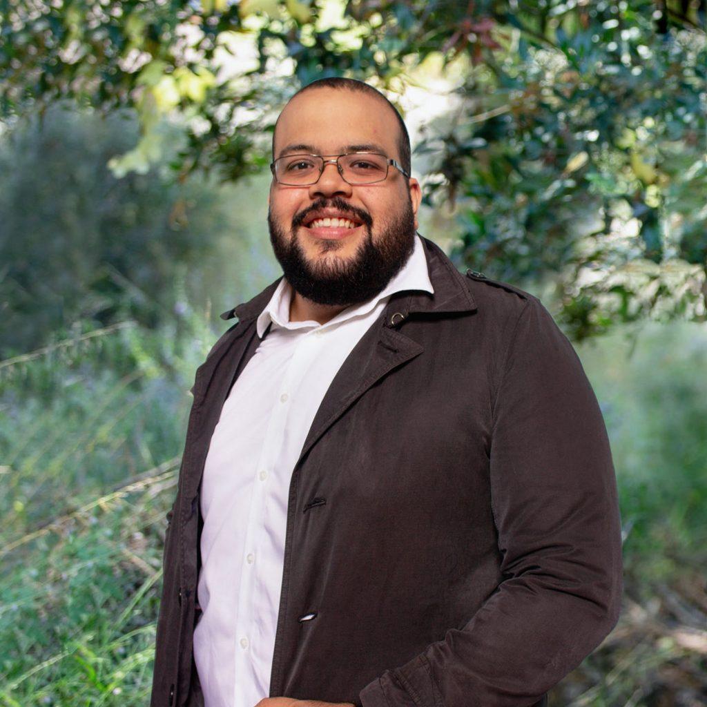 Content Coordinator of 201 Creative Gabriel Goyo